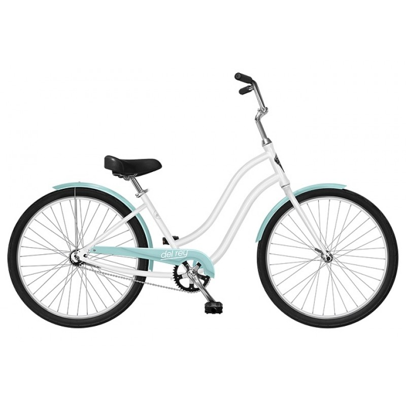 Phat Cycles Del Rey Single-Speed Women's Beach Cruiser - 2017