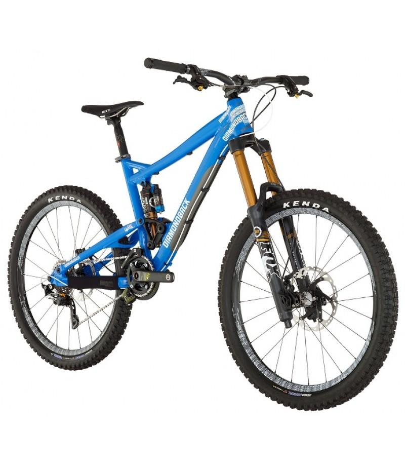 2013 Diamondback Scapegoat Full Suspension Mountain Bike