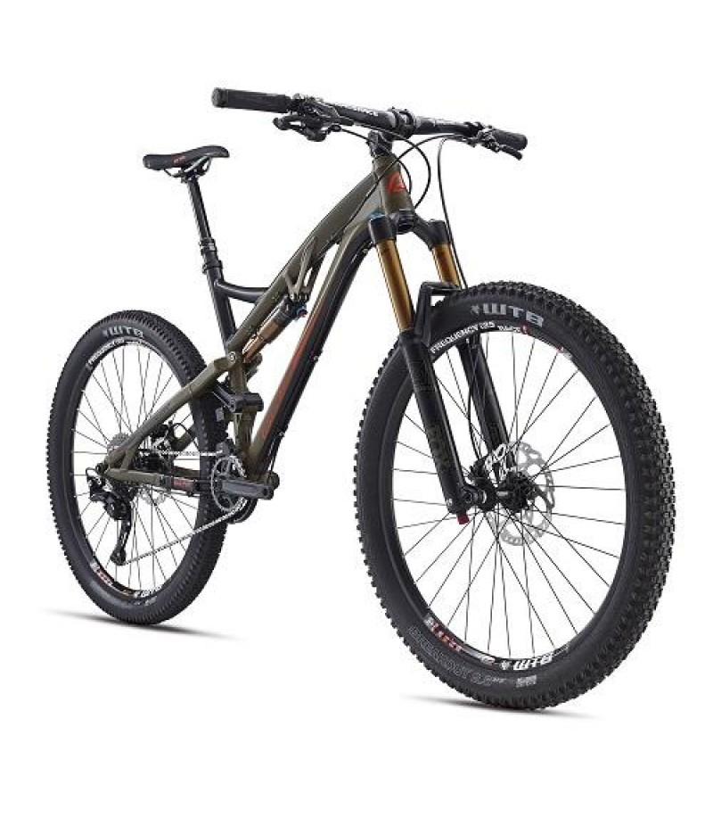 Breezer Repack Team 27.5 Mountain Bike - 2017