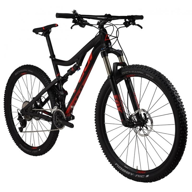 Fuji Rakan 3.5 29er Full Suspension Mountain Bike - 2017
