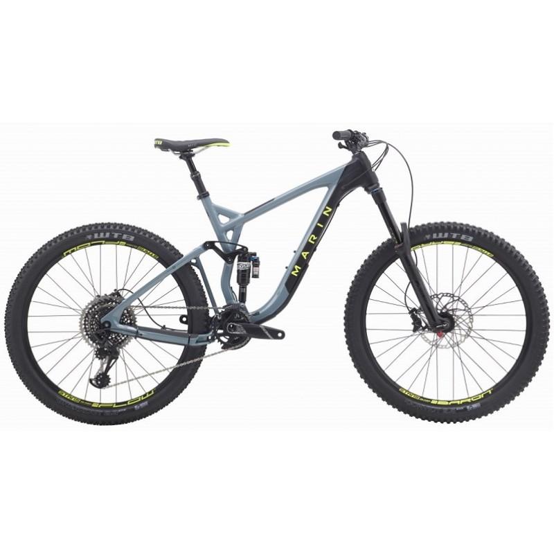 Marin Attack Trail 8 Mountain Bike - 2018