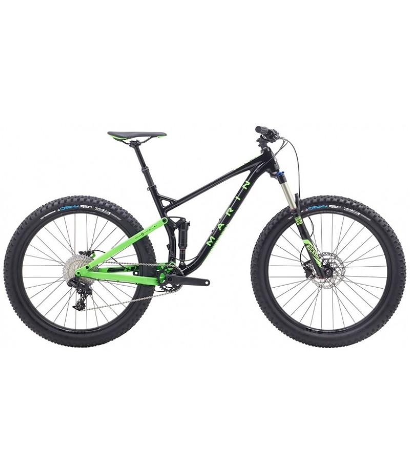 Marin B17 1 Full-Suspension Mountain Bike - 2018