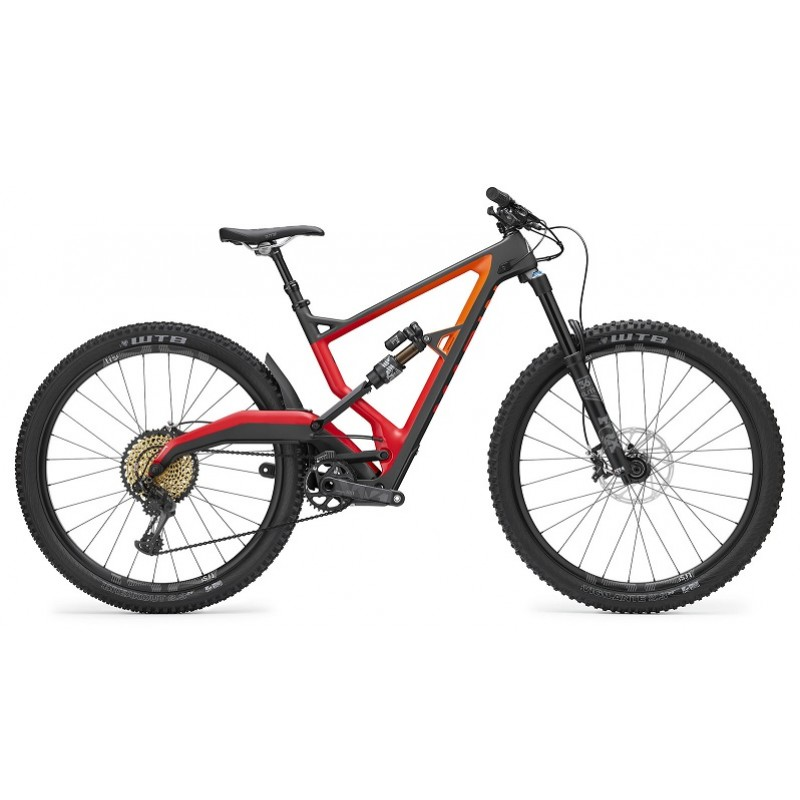 Marin Wolf Ridge Pro Full Suspension 29er Mountain Bike -- 2018