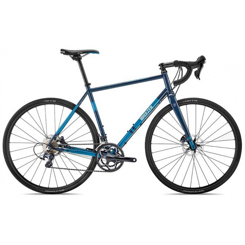 Breezer Inversion Pro Gravel Bike - 2017