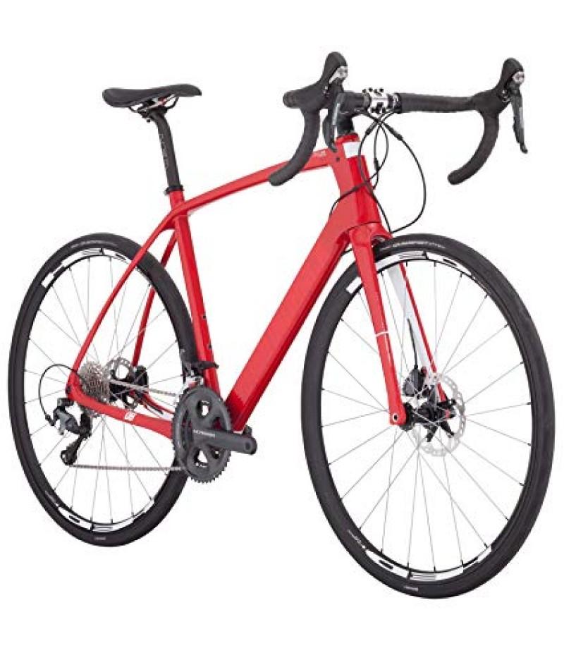 Diamondback Century 5 Carbon Disc Road Bike - 2017