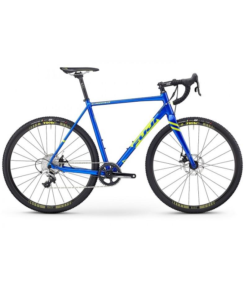 Fuji Cross 1.5 Disc Cyclocross Bike - 2018