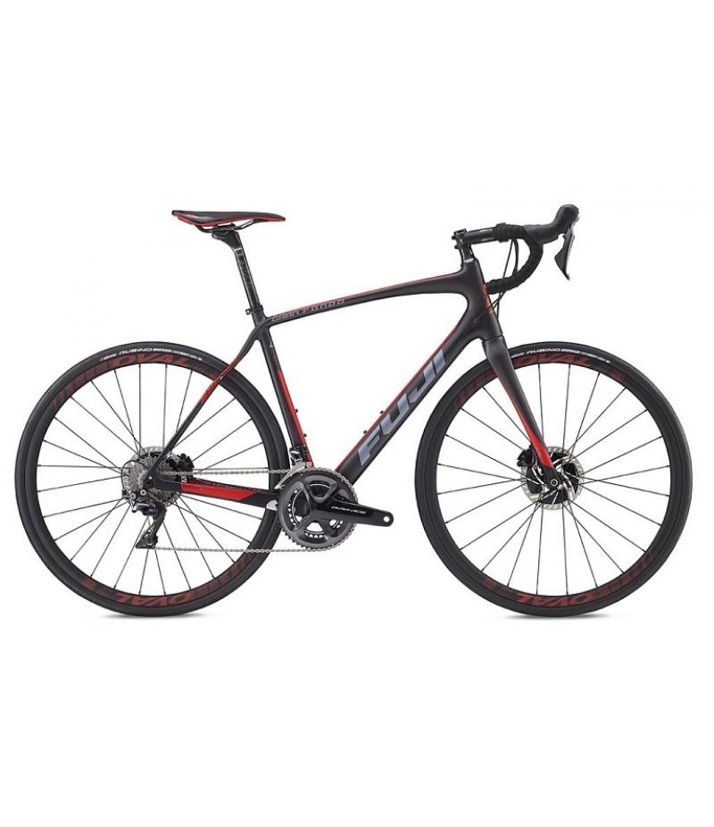 Fuji Gran Fondo 1.1 Disc Road Bike - 2018