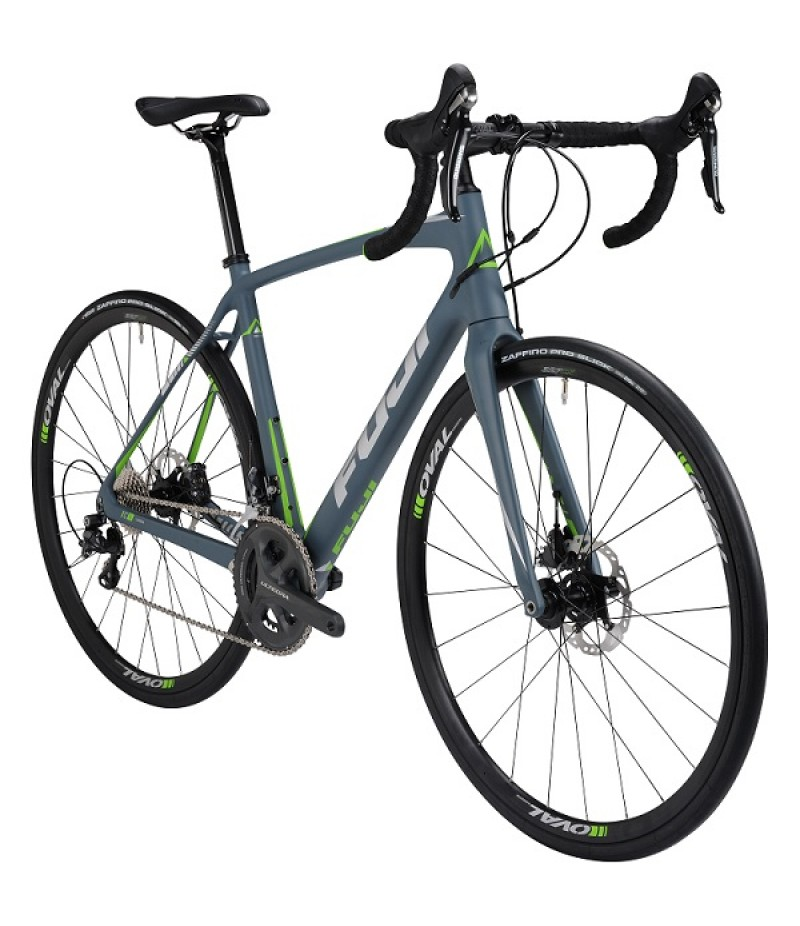 Fuji Gran Fondo 2.1 Disc Road Bike - 2018
