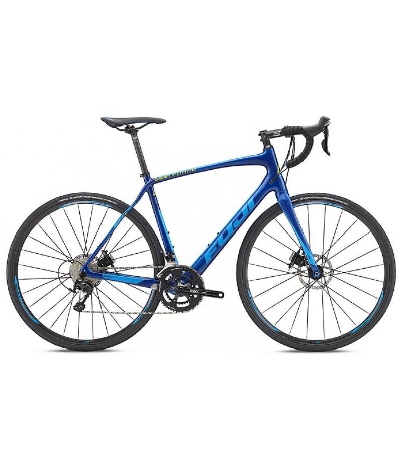 Fuji Gran Fondo 2.3 Disc Road Bike - 2018