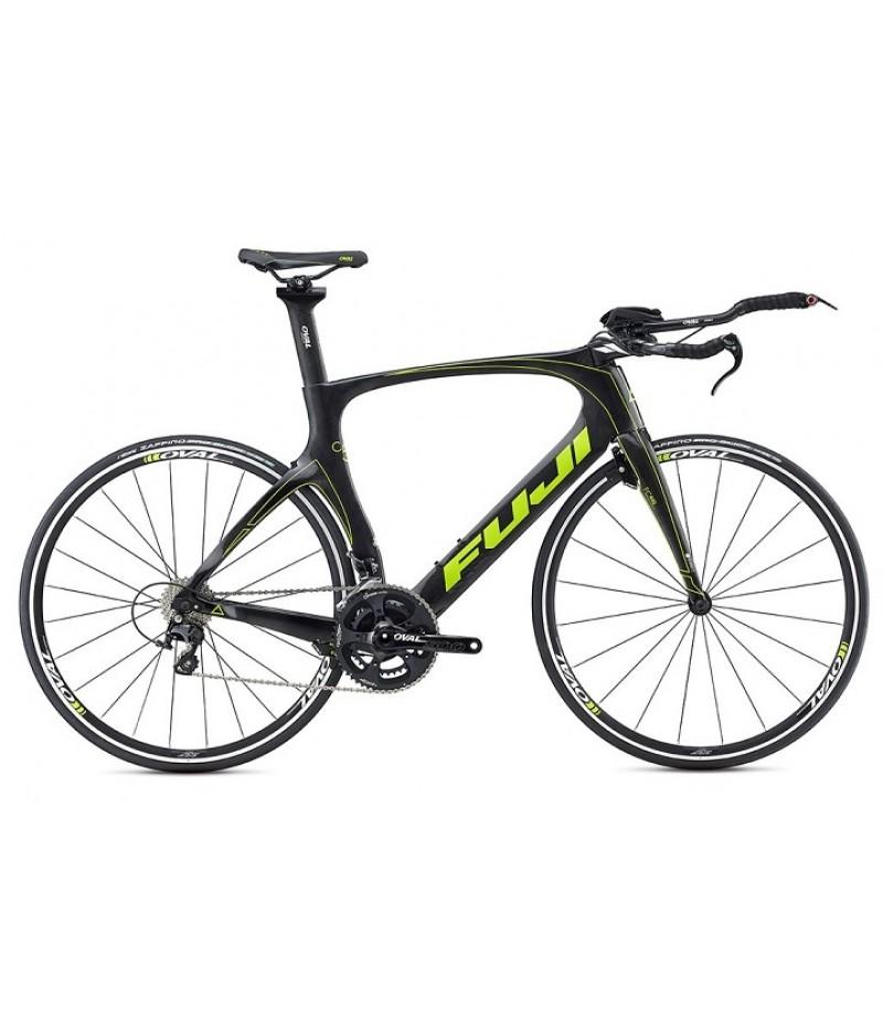 Fuji Norcom Straight 2.3 Triathlon Road Bike - 2017