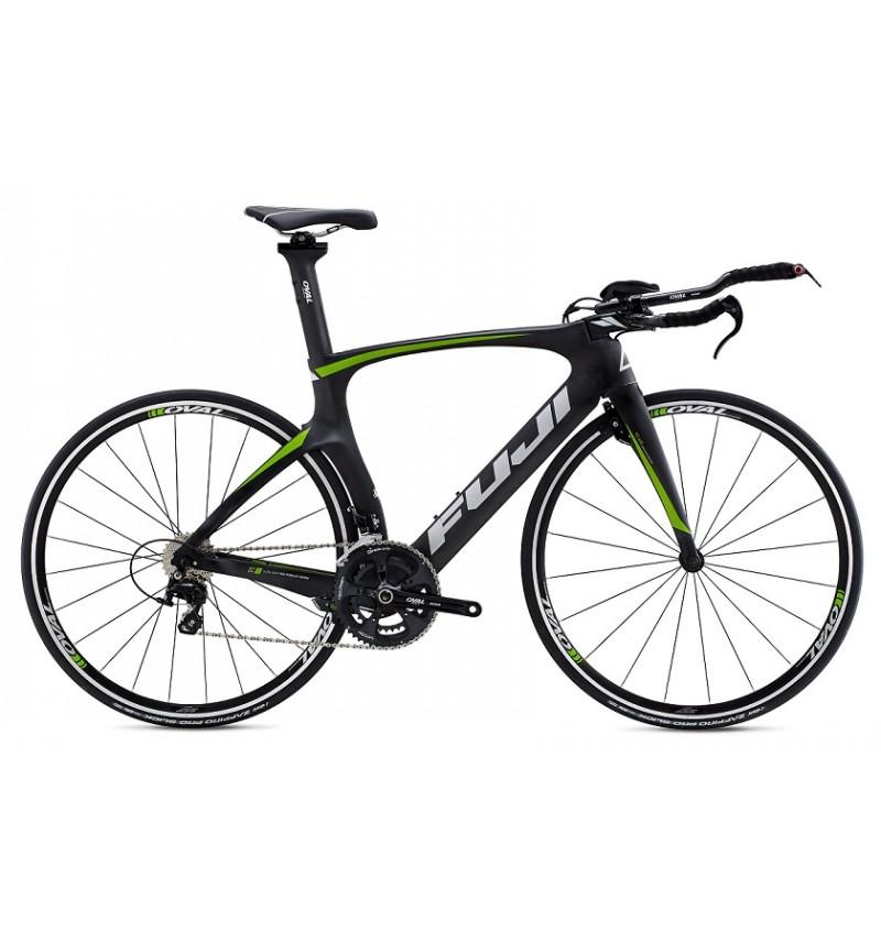 Fuji Norcom Straight 2.5 Triathlon Road Bike - 2015