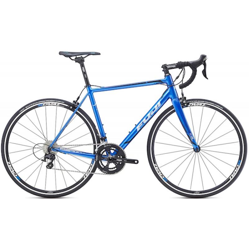 Fuji Roubaix 1.3 Disc Road Bike -- 2017