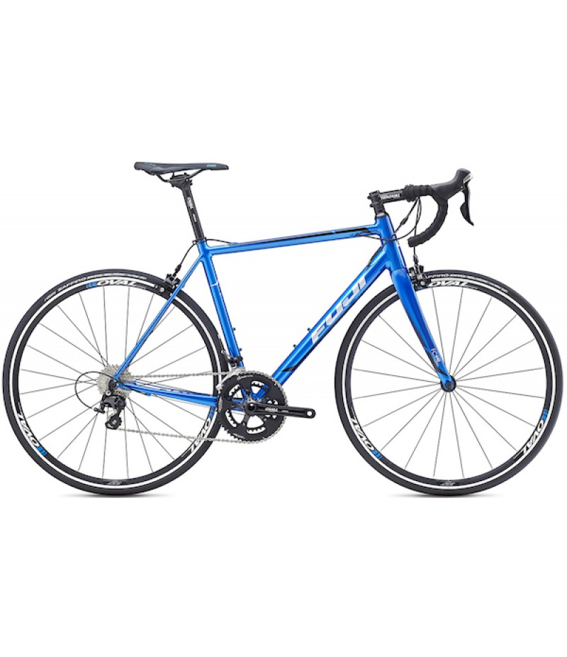 Fuji Roubaix 1.3 Disc Road Bike -- 2017