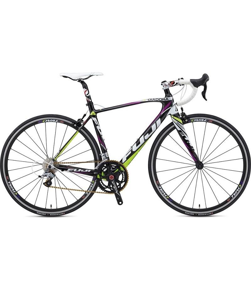 Fuji Supreme LTD Team Edition Women's Road Bike -- 2012