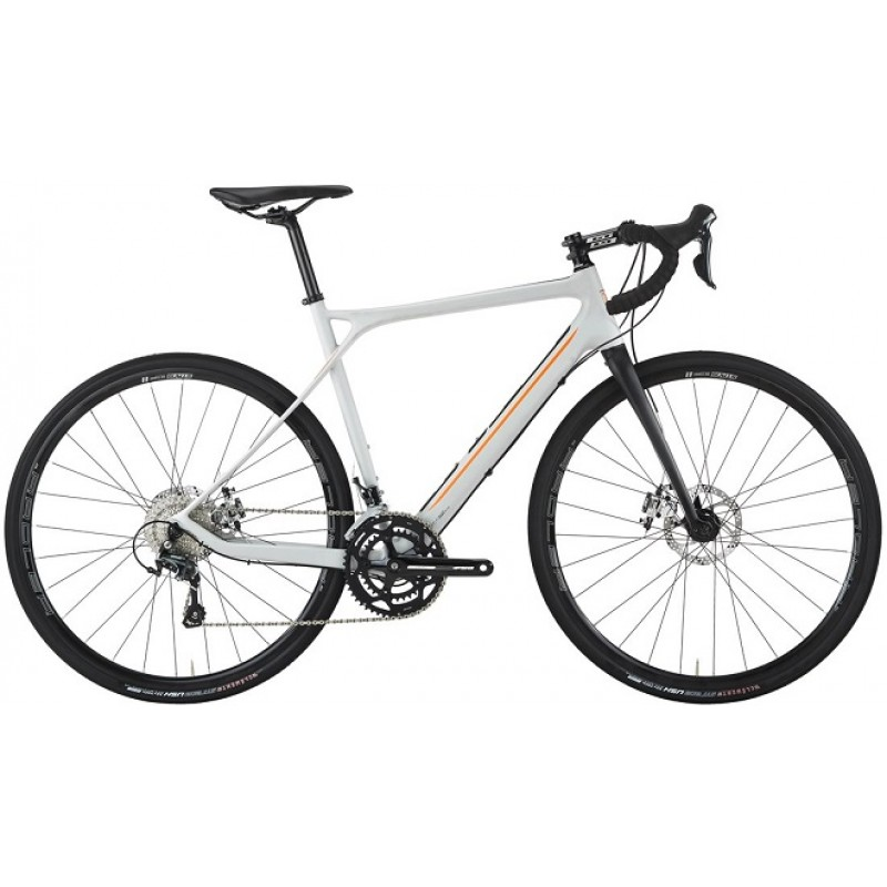 GT Grade Carbon Tiagra Gravel Bike - 2017