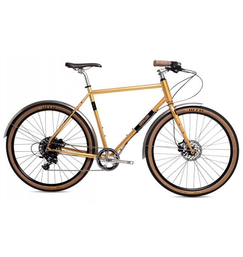 Breezer Doppler Café City Bike - 2018