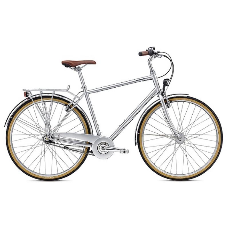 Breezer Downtown 7+ City Bike -- 2017