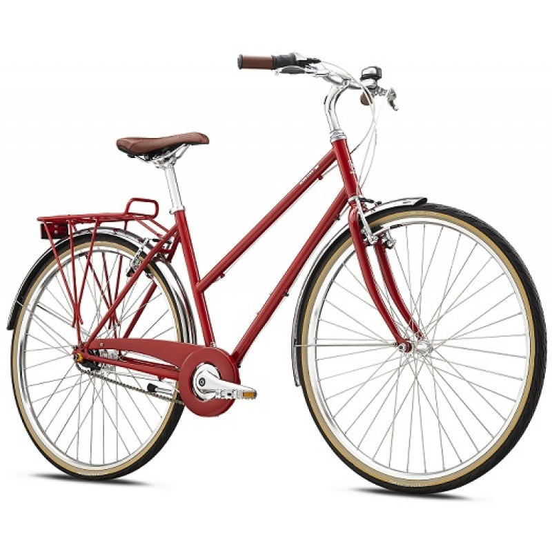 Breezer Downtown 7 ST Women's City Bike - 2018