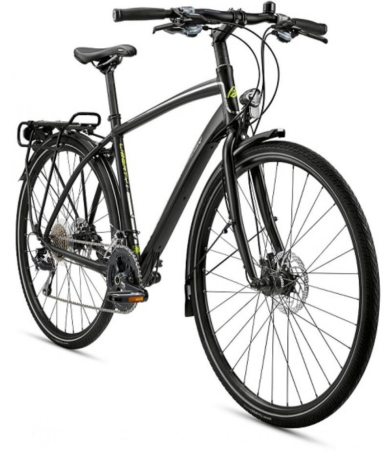 Breezer Liberty 1R+ Comfort Bike - 2016