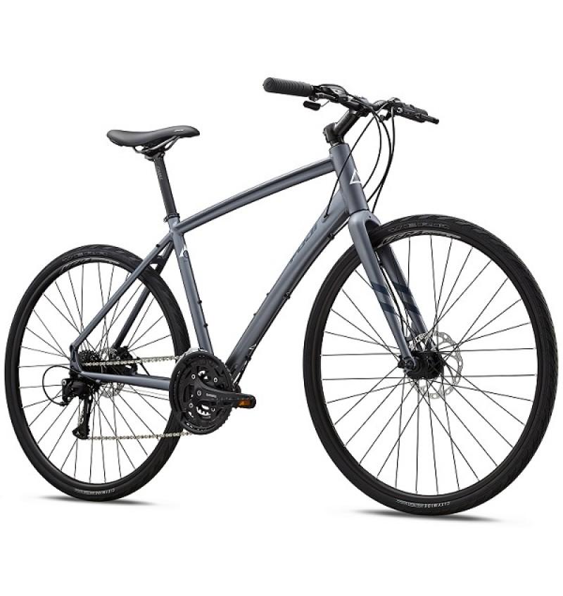 Fuji Absolute 1.7 Disc Flat Bar Road Bike - 2018