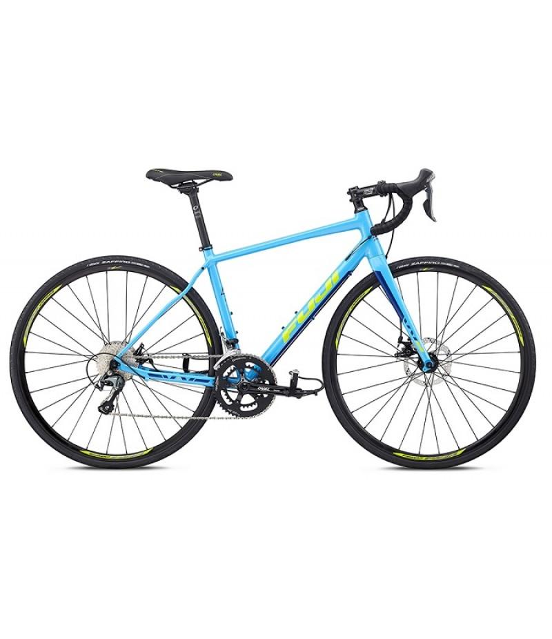 Fuji Finest 1.5 Disc Women's Road Bike - 2018