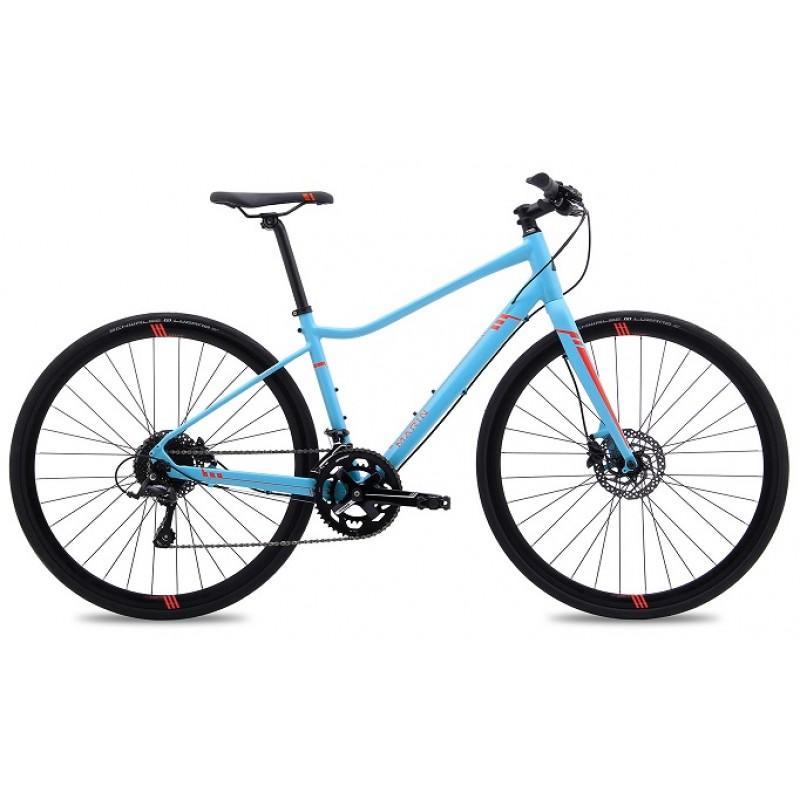 Marin Terra Linda SC4 Commuter Bike - 2017