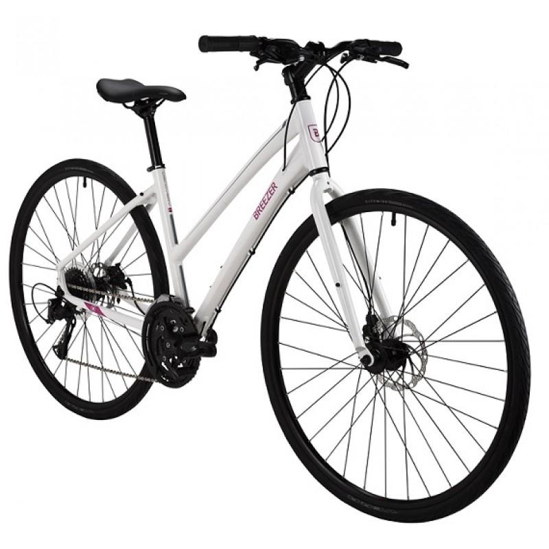 Breezer Discovery 1 Women's Flat Bar Road Bike