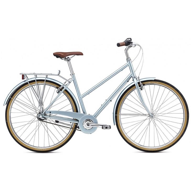 Breezer Downtown 3 ST Women's City Bike -- 2017