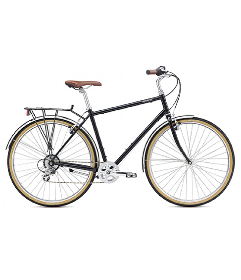 Breezer Downtown EX City Bike - 2017