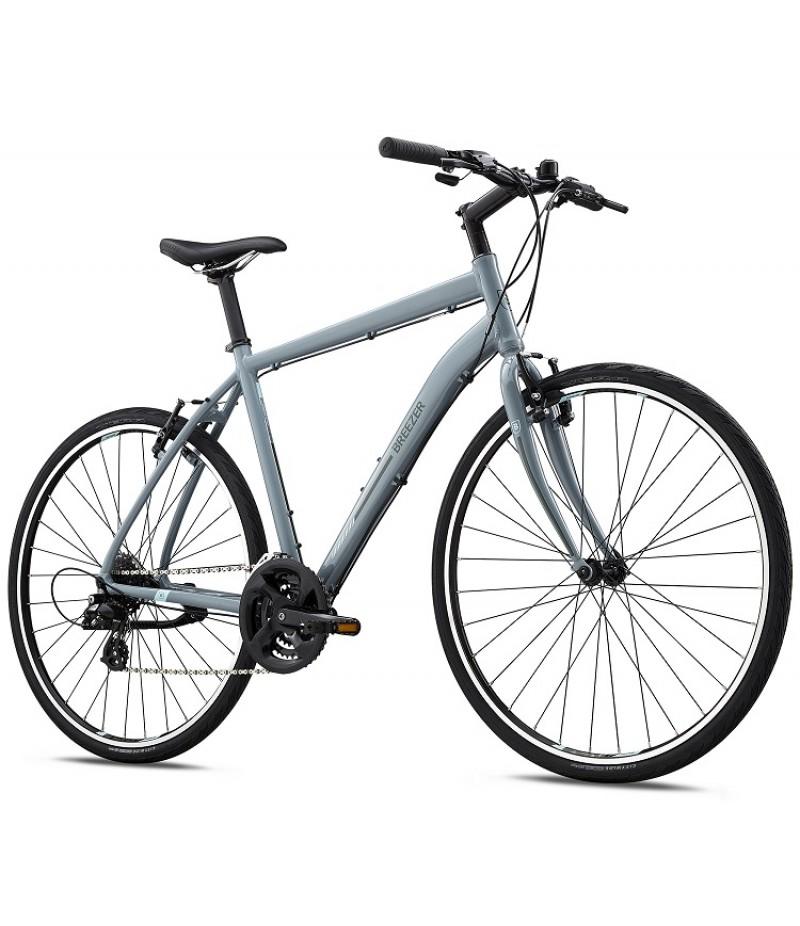 Breezer Liberty R2.3 City Bike - 2018