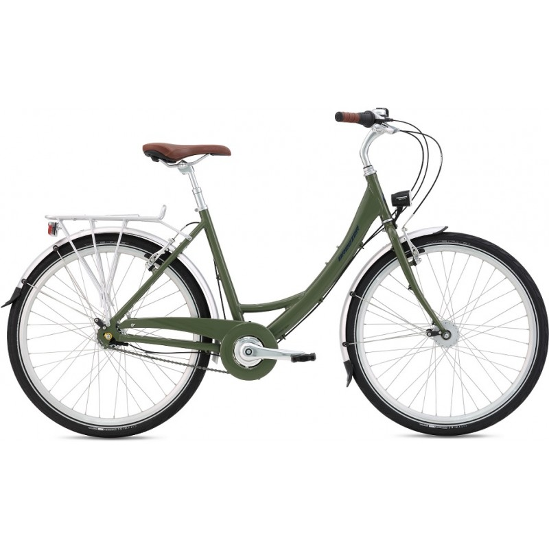 Breezer Uptown 7 LS Women's City Bike - 2016