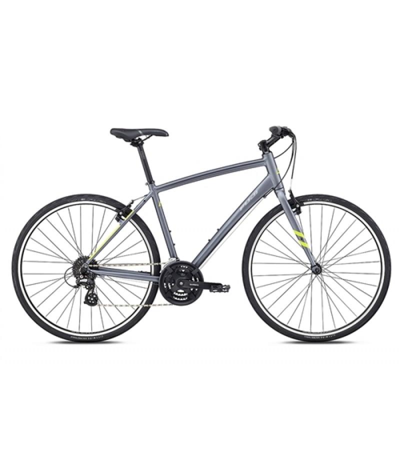 Fuji Absolute 2.1 Flat Bar Road Bike - 2018