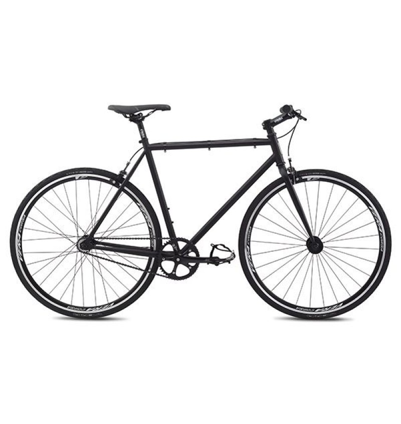 Fuji Declaration Lifestyle City Single Speed Bike - 2017